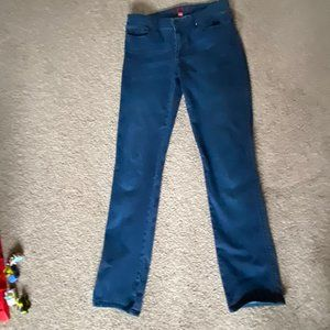 Elle Womens Jeans Stretch Size 6